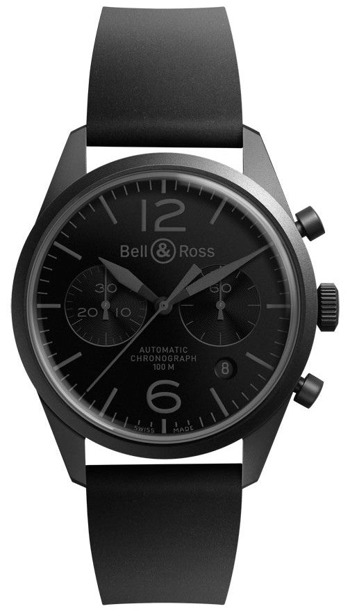 Bell & Ross Watch Vintage BR 126 Phantom