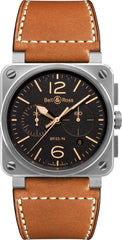 Bell & Ross Watch BR 03 94 Golden Heritage