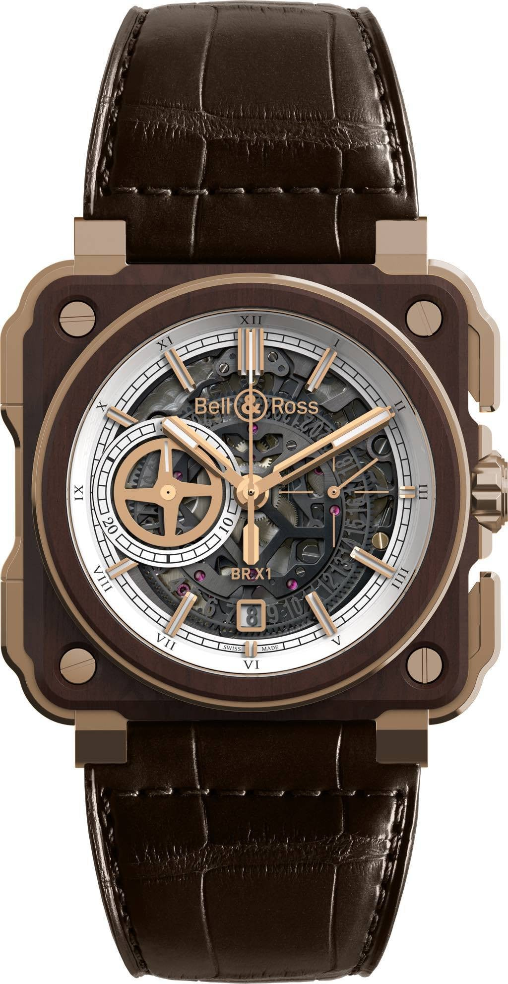 Bell & Ross Watch Instrument De Marine BR-X1