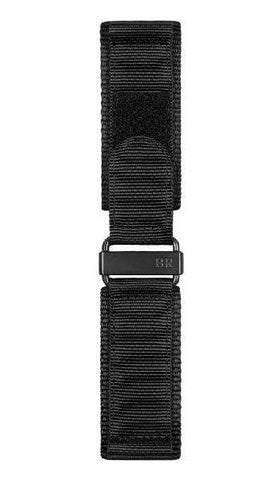 Bell & Ross Strap BR 02 Canvas Carbon Extra Large