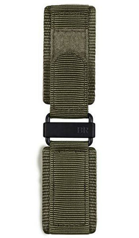 Bell & Ross Strap BR 01/03 Canvas Green Canvas Military Extra Large
