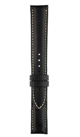 Bell & Ross Strap Vintage Calfskin Black Extra Small Without Buckle