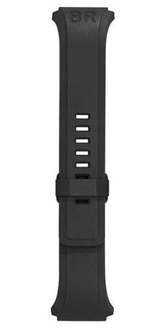 Bell & Ross Strap BR 02 Rubber Black Extra Large
