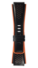 Bell & Ross Strap BR 01/03 BR-X1 Black Orange Aero GT Medium B-V-065 MEDIUM