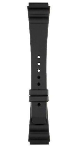 Bell & Ross Strap Professional Type Rubber Black
