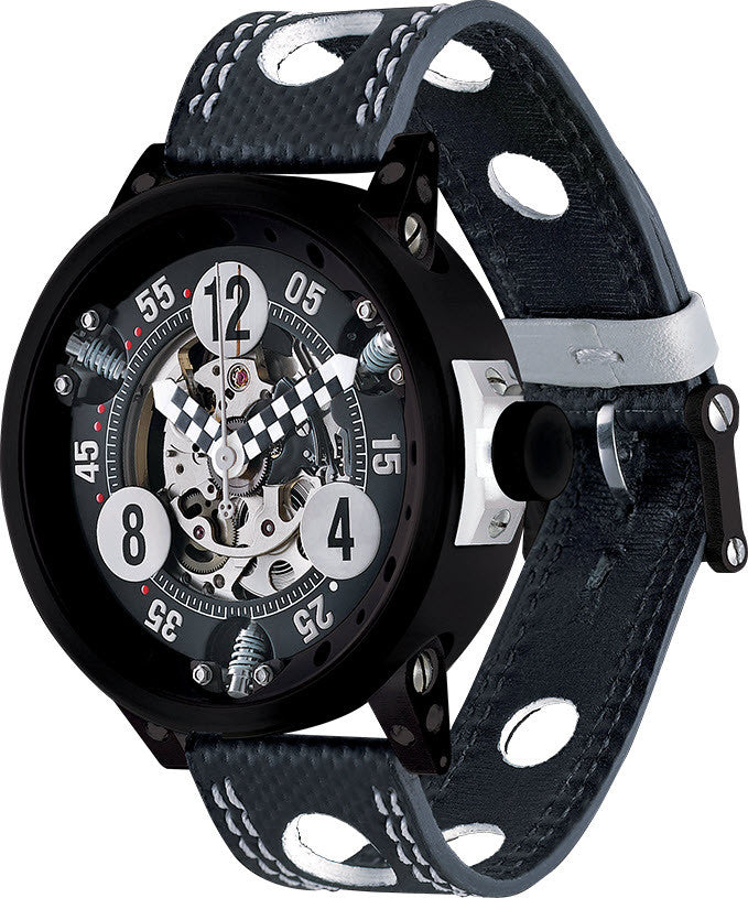 B.R.M Watch R-46 White Hands