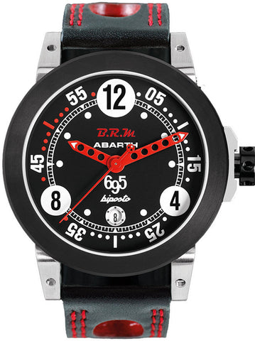B.R.M Watch V6-44 Abarth Red Hands