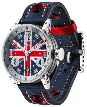 B.R.M. Watches V6-44-GT England