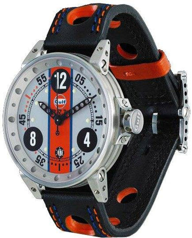 B.R.M. Watches V6-44 Gulf Black Hands Limited Edition D