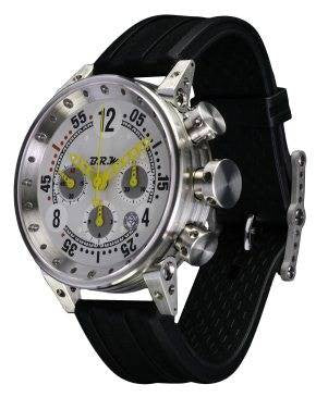B.R.M. Watches V12-44 Yellow Hands