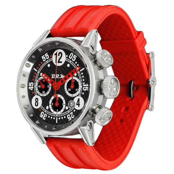 B.R.M. Watches V14-44 Red Hands D