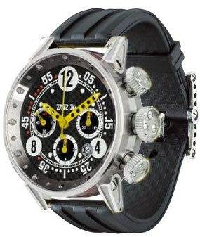 B.R.M. Watches V14-44 Yellow Hands