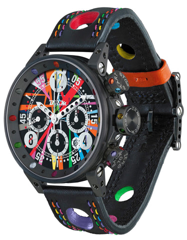 B.R.M Watch Art Car V12-44 Limited Edition