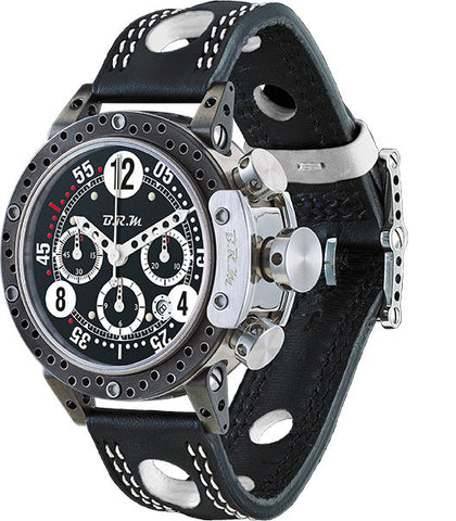 B.R.M Watch DDF12-44 White Hands