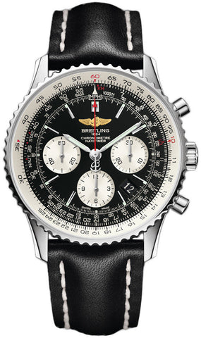 Breitling Watch Navitimer 01 Black