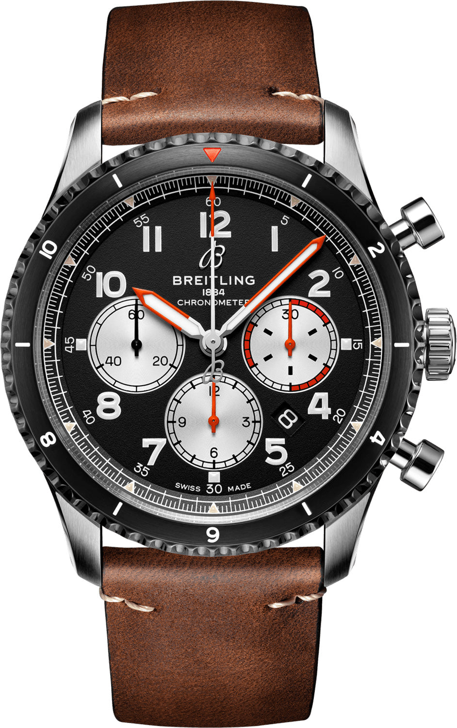 Breitling Watch Aviator 8 B01 Chronograph 43 Mosquito Tang Type