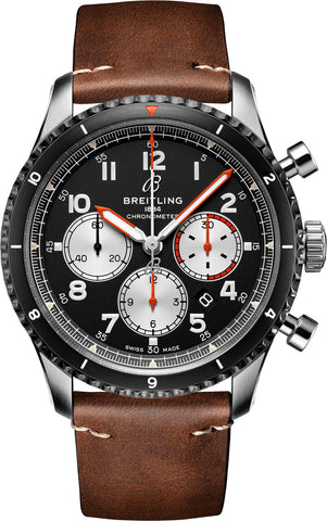 Breitling Watch Aviator 8 B01 Chronograph 43 Mosquito Folding Clasp