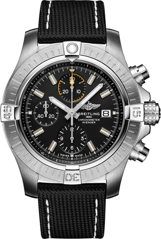 Breitling Watch Avenger Chronograph 45 Tang Type