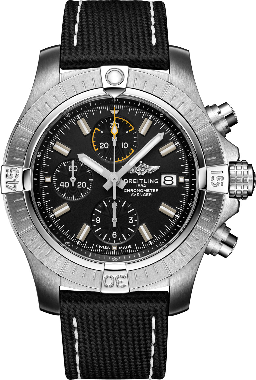 Breitling Watch Avenger Chronograph 45 Folding Clasp