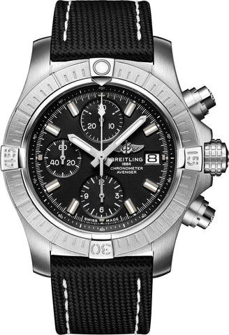 Breitling Watch Avenger Chronograph 43 Tang Type