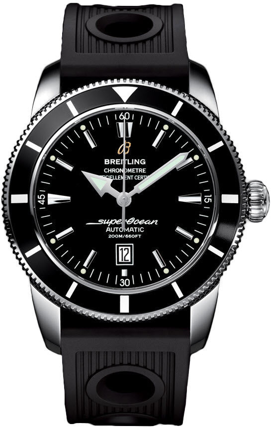 Breitling Watch Superocean Heritage 46 Black