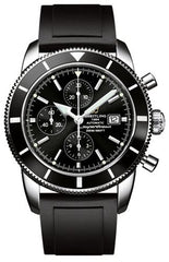 Breitling Watch Superocean Heritage Chronograph 46 Black