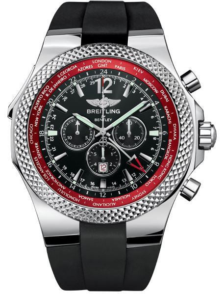 Breitling Bentley Pre Owned Watch Limited Edition