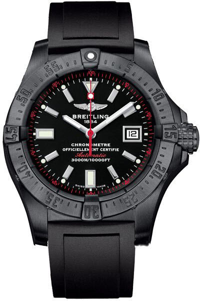 Breitling Watch Avenger Seawolf Automatic D