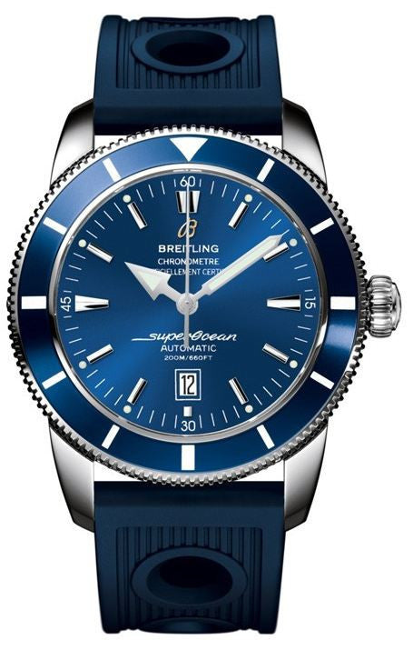 Breitling Watch Superocean Heritage 46 Blue
