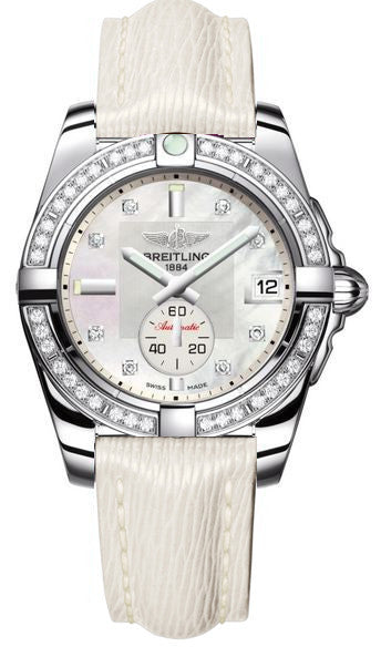 Breitling Watch Galactic 36 Diamond