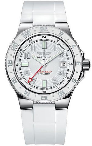 Breitling Watch Superocean GMT