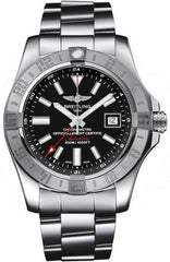 Breitling Watch Avenger II GMT Volcano Black