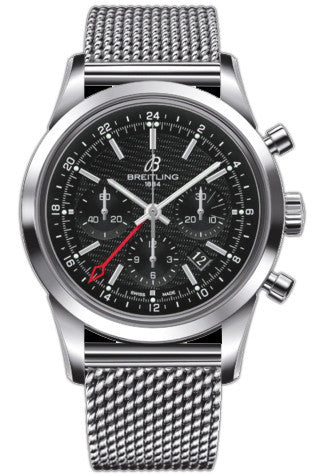 Breitling Transocean Chronograph GMT Limited Edition