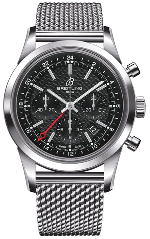 Breitling Watch Transocean Chronograph GMT Limited Edition