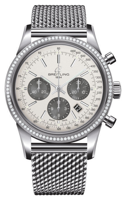Breitling Watch Transocean Chronograph