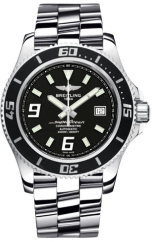 Breitling Watch Superocean 44 Polished