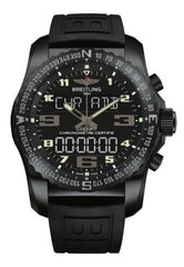 Breitling Watch Cockpit B50 Night Mission Diver Pro III Pushbutton