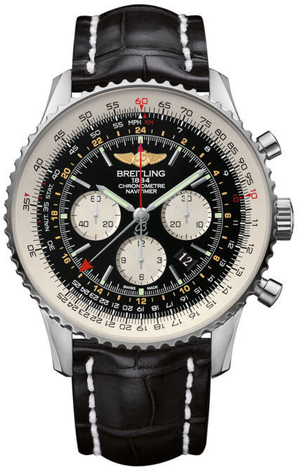 Breitling Watch Navitimer GMT