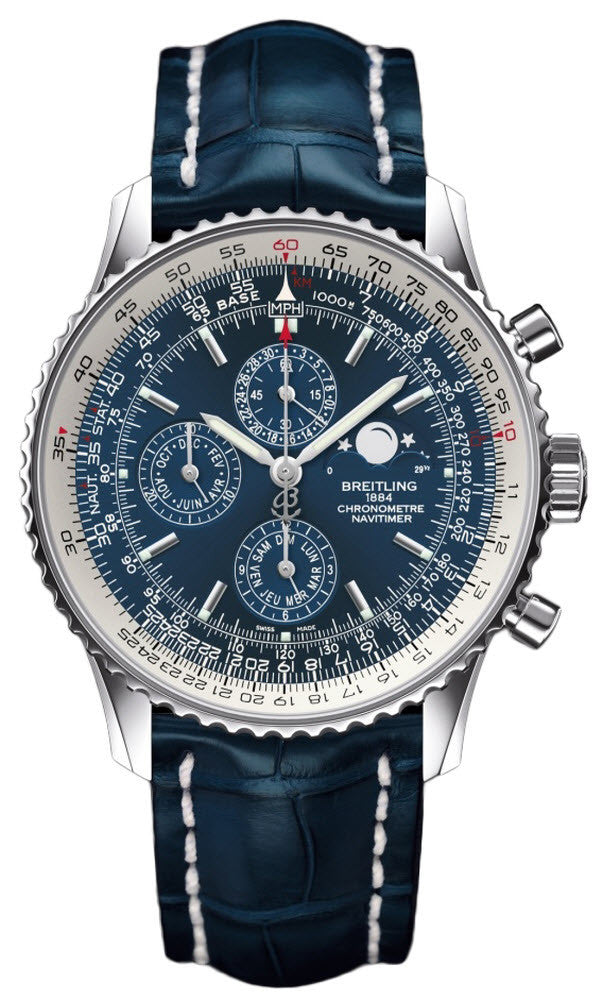 Breitling Watch Navitimer 1461 Limited Edition D
