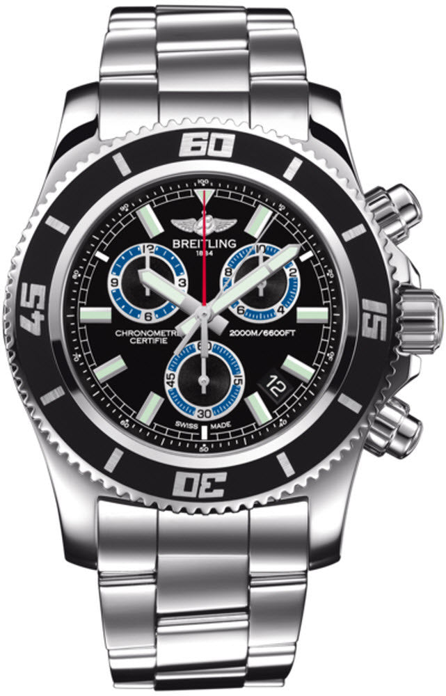 Breitling Watch Superocean Chronograph M2000