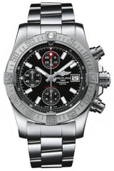 Breitling Watch Avenger II Steel Volcano Black
