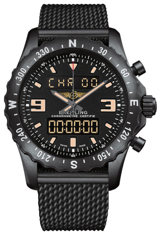 Breitling Watch Chronospace Military