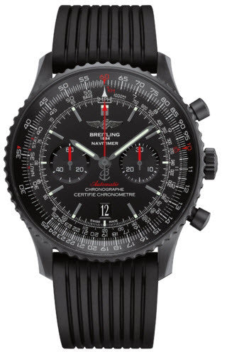 Breitling Watch Navitimer 01 Blacksteel
