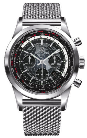 Breitling Watch Transocean Chronograph Unitime