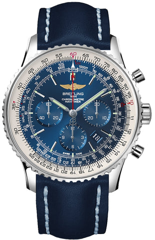 Breitling Watch Navitimer 01 Leather