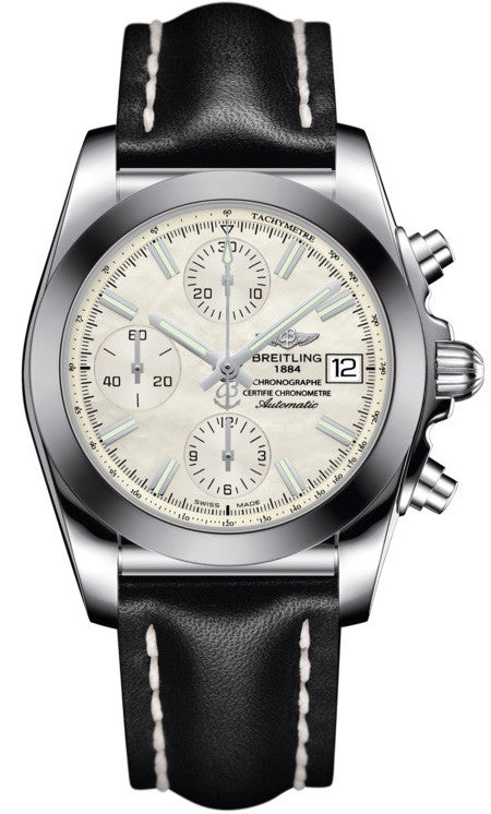 Breitling Watch Chronomat 38 SleekT Leather