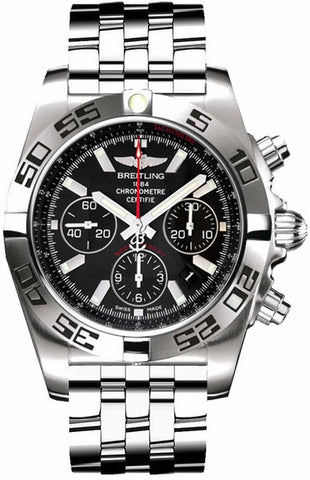Breitling Watch Chronomat 44 Flying Fish Bracelet