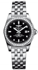 Breitling Watch Galactic 29 SleekD Black Trophy