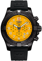 Breitling Watch Avenger Hurricane 12H Breitlight Diver Pro III Pushbutton