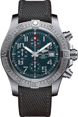 Breitling Watch Avenger Bandit Military Tang Type